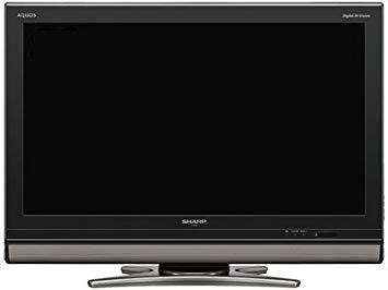 当選した液晶テレビ