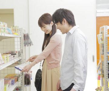 セブンイレブン沖縄1号店の店内イメージ