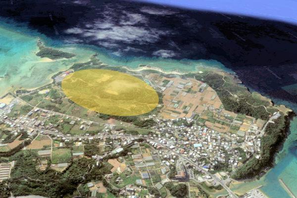 フォーシーズンズ沖縄 開発予定地