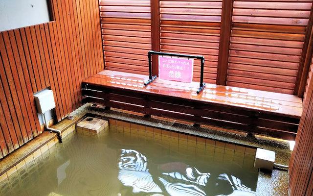 浦添の湯 露天風呂