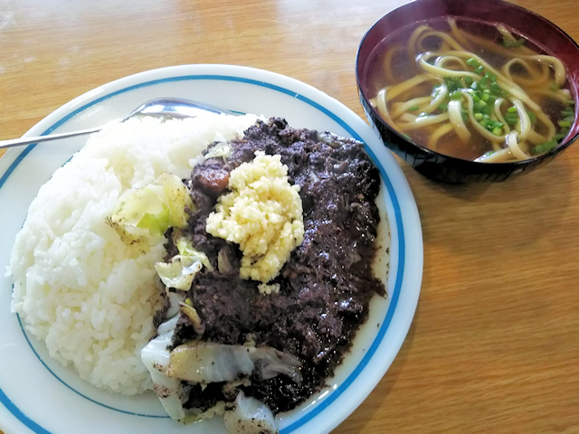 久松食堂のチーイリチャー