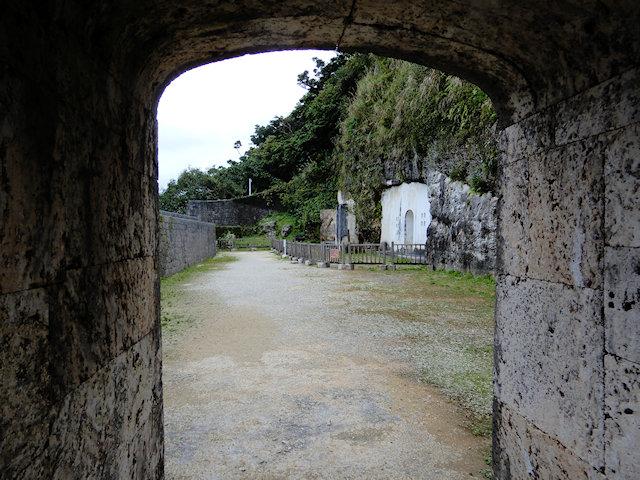 中御門から一番庭を臨む