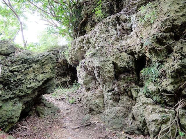 前田高地の小路2