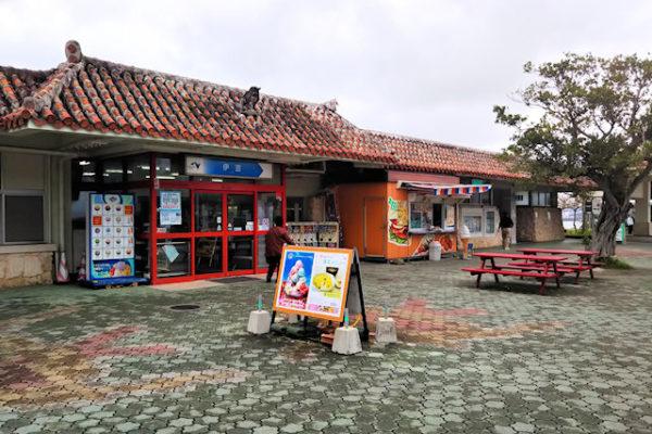 伊芸サービスエリア内の伊芸レストラン