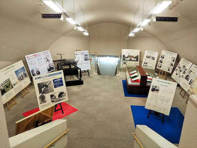 沖縄池田平和記念館附属展示室